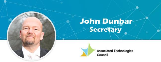 John Dunbar Secretary ATC